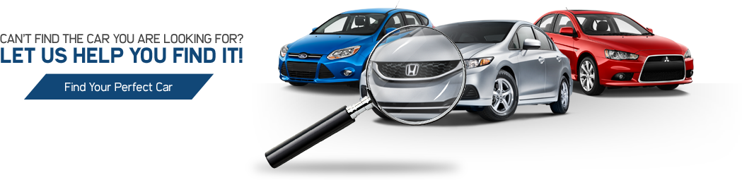 Can't find the car you are looking for? Find your perfect car!