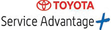 Toyota Service Advantage Plus