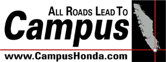 Campus Honda in Victoria