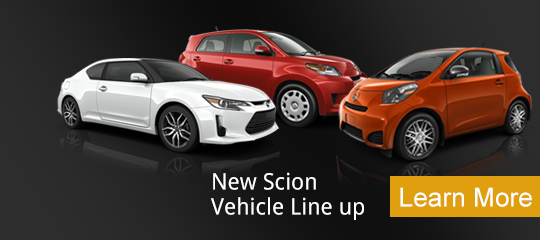 New Scion Vehicles