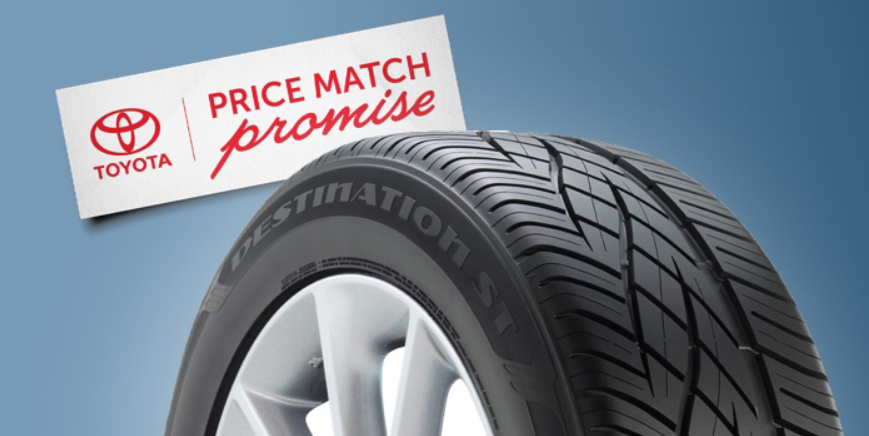 Price Match Promise Promotion
