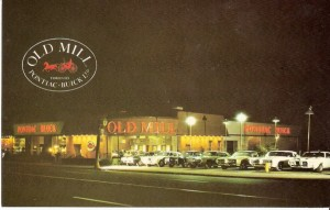 Old Mill Cadillac Chevrolet Buick GMC Ltd 1969