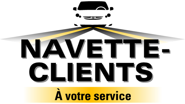 Navette clients disponible