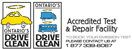 Accredited Test & Repair Facility