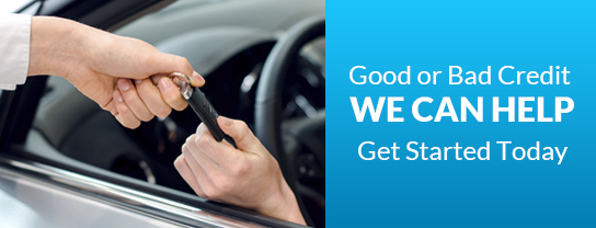 Good or bad credit? We can help!
