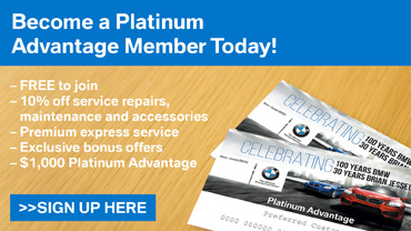 Become a Platinium Advantage Member Today!