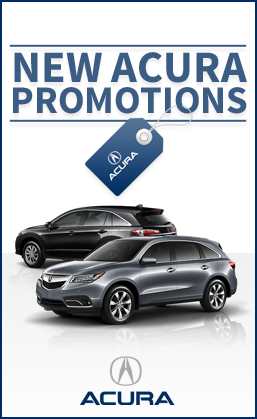 New Acura Promotions