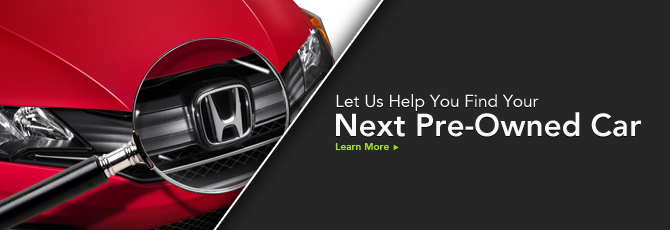 Let Us Help You Find Your Next Pre-Owned Car