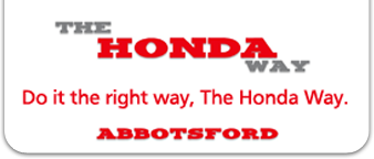 The Honda Way in Abbotsford