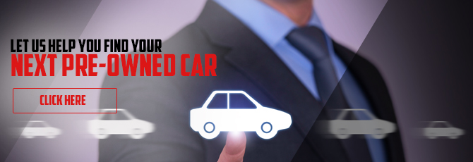 Find Your Pre-Owned Car