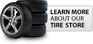 Learn more about our tire store