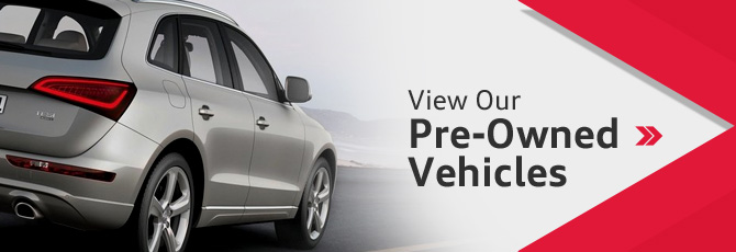 View our Pre-Owned Vehicles