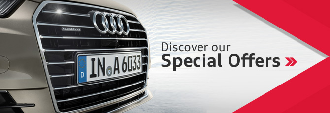 Discover our Special offers